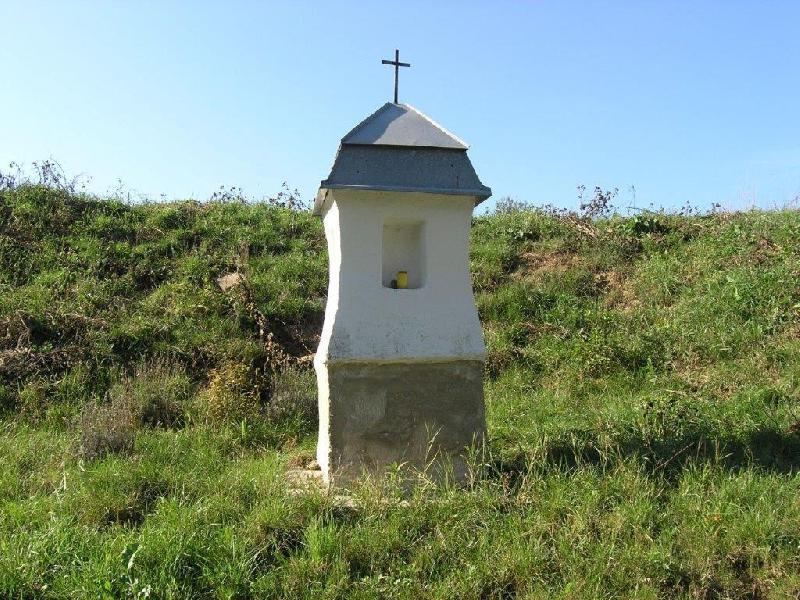 Obnova pláště Božích muk v Horní Bobrové - 2020